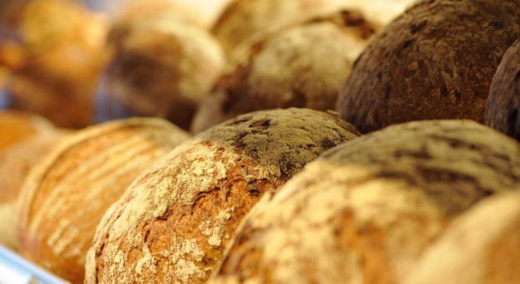 Große Auswahl an Brotsorten für jeden Geschmack